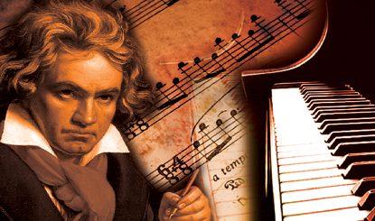 Beethoven şi-a compus muzica în concordanţă cu ritmul neregulat al inimii sale