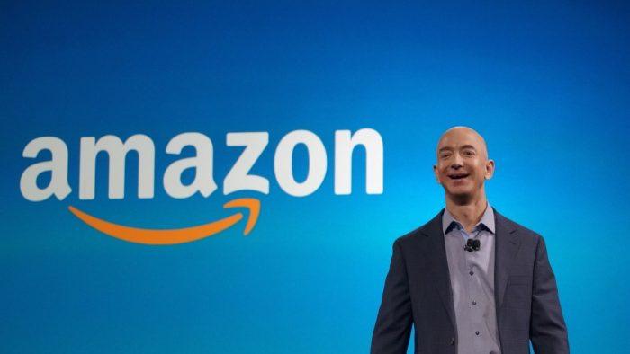 Omul de 91 miliarde de dolari: Jeff Bezos, şeful Amazon, a devenit cel mai bogat om al planetei