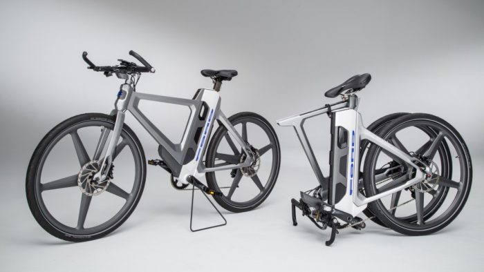 Bicicleta inteligentă - la un pas de lansare