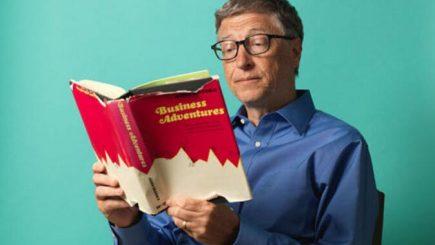 Le-ai citi și tu? Lista cărților favorite ale lui Bill Gates