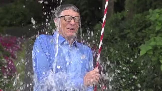Ce s-a întâmplat cu banii de la Ice Bucket Challenge