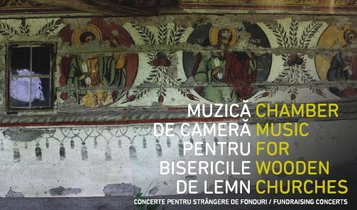 Muzica de camera pentru biserici de lemn