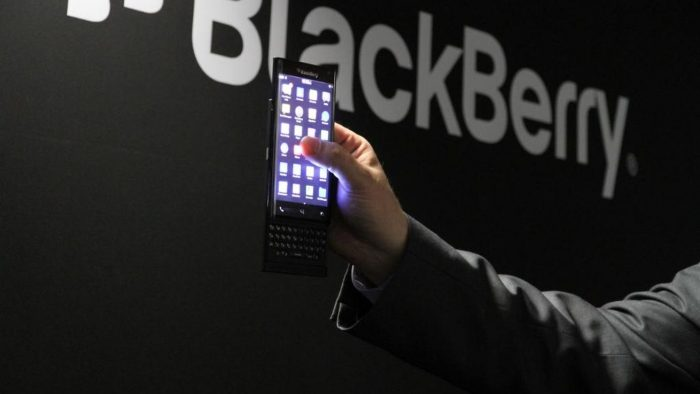 Adio BlackBerry!
