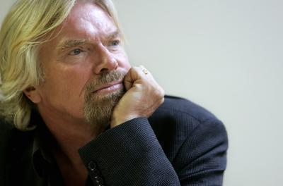 Richard Branson: Gluma este pentru competitorii tăi