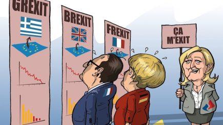 Ce efecte ar avea ieșirea Marii Britanii din UE