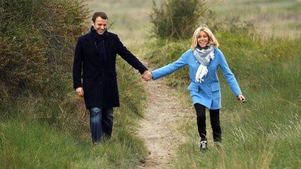 """""""Sunt momente în viață când trebuie să faci alegeri vitale"""". Primul interviu de anvergură cu Brigitte Macron"""