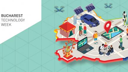 În luna mai, Bucureștiul devine locul de joacă al tehnologiei