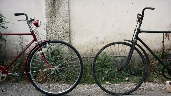 Bucharest Bicycle Vintage Show