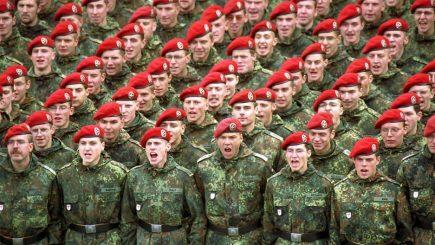 Armata germană recrutează tineri în ţările UE