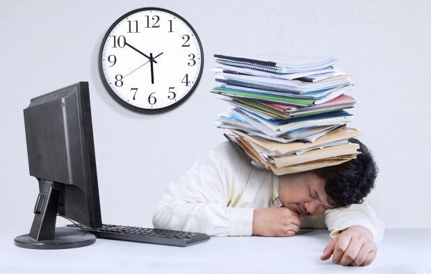 Cele 12 faze ale sindromului burnout