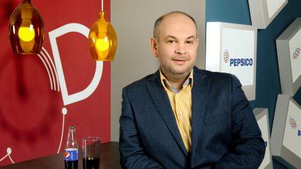 PepsiCo l-a promovat pe Călin Clej în funcția de Marketing Director pentru băuturi în 12 țări