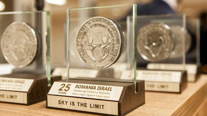 Un sfert de secol pentru Camera de Comerț și Industrie România-Israel