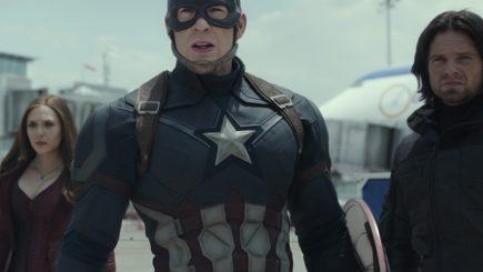"""Câștigătorul invitației duble la filmul """"Captain America"""""""