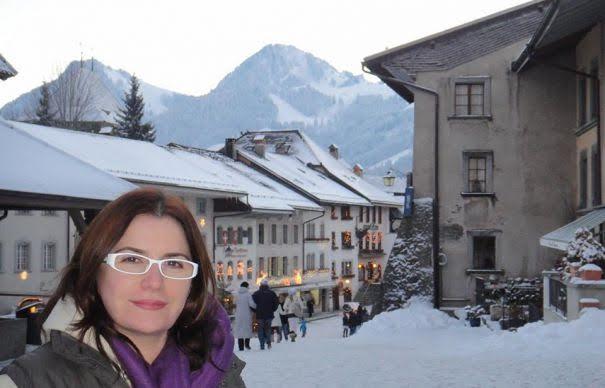 Carmen Okabe, româncă din Elveţia: Mitul ţării în care curge numai lapte şi miere