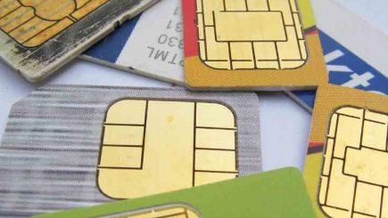 Cartelele SIM – treptat înlocuite cu cipuri pentru a facilita schimbarea companiei de telefonie