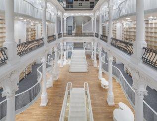 Cărturești Carusel se deschide în centrul istoric al Bucureştilor