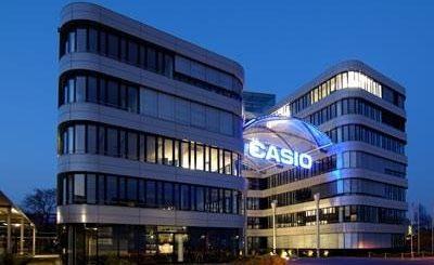 CASIO are un nou CEO