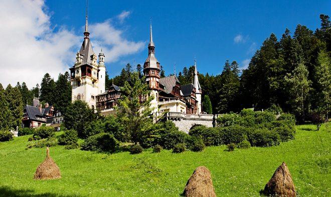 Castelele și cetățile din România, promovate la expozițiile de turism din San Francisco și Los Angeles