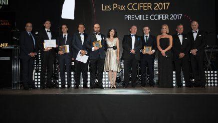 CCIFER a decernat Premiile 2017 pentru inovație, antreprenoriat și responsabilitate socială