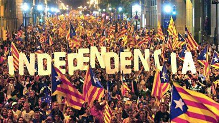 Referendum pe 1 octombrie pentru independenţa Cataloniei