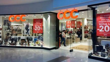 S-a deschis un nou magazin CCC în Plaza România