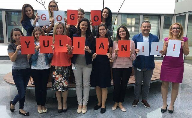 Un bulgar pe lista scurtă a finaliștilor programului CEO pentru o lună