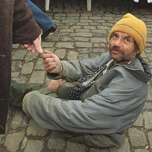 Românii, săracii Europei