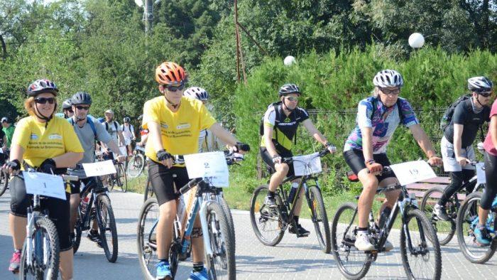 100 de cicloturiști, pe urmele lui Brâncoveanu