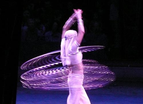 Un circ caută artiste pentru programul de echilibristică la sol. Salariile depășesc 2.000 de euro pe lună