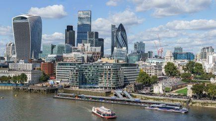 Este City of London, ca centru al finanțelor europene, în pericol?