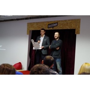 CloudHero, cel mai bun startup la TechHub Bucharest Demo Night