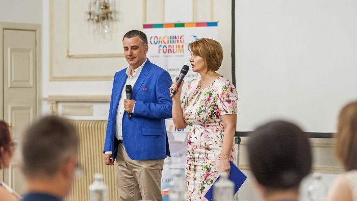 Coachingul dezbătut de cei mai mari jucători din industria financiar-bancară din România