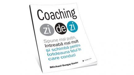 Un coach bun se cunoaște după cât de puțin sfătuiește