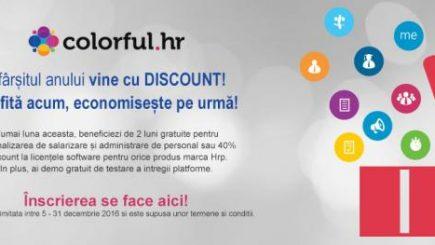 (P)Discount de 40% la achiziția de licențe software și două luni de abonament gratuit