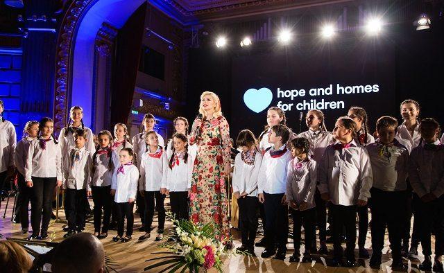 Hope Concert: Superofertă la vise