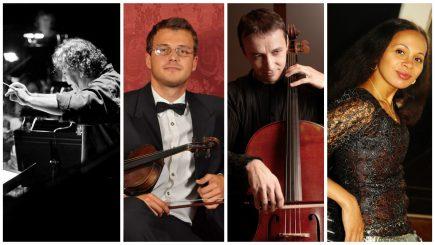 Patru artişti români într-un concert dedicat Zilei Naţionale a României la Sala Radio
