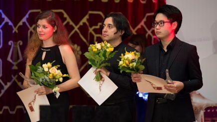 Bulgăroaica Victoria Vassilenko, câștigătoarea secţiunii pian a Concursului Enescu 2016