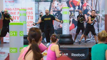 Pregătiți-vă pentru Convenția Internațională de Fitness!