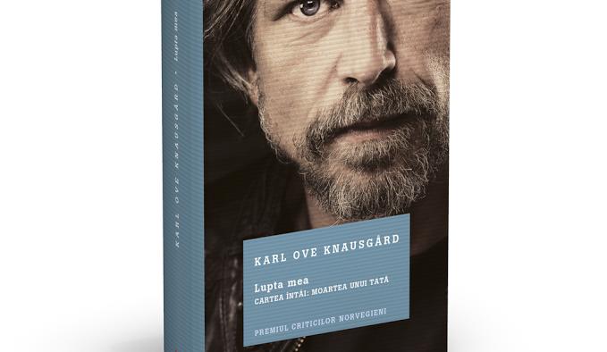 """""""Lupta mea"""" de Karl Ove Knausgård, la editura Litera"""