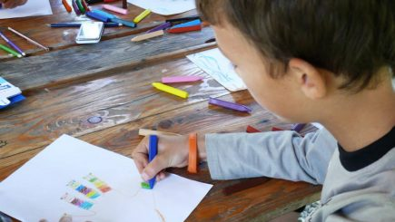 O tabără în care copiii vor deprinde arta actorului prin intermediul jocului
