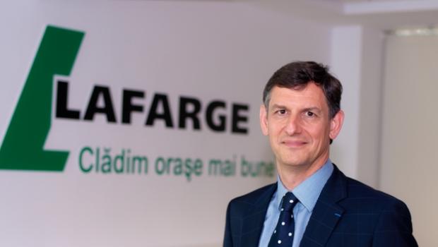 Directorul Lafarge, propus pentru Ministerul Economiei