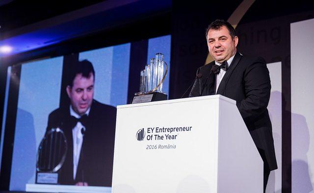 Cristian Covaciu, inginerul care conduce fabrica cu cel mai mare grad de robotizare din România