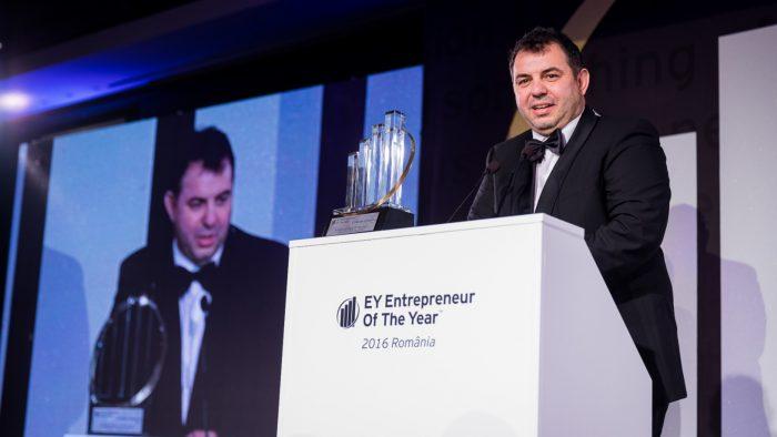 Cristian Covaciu, fondatorul IPEC, a câştigat premiul