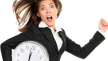 8 lucruri de făcut ca să nu mai întârzii