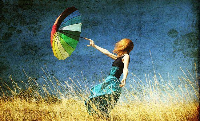 Cum îţi influenţează culorile starea de spirit