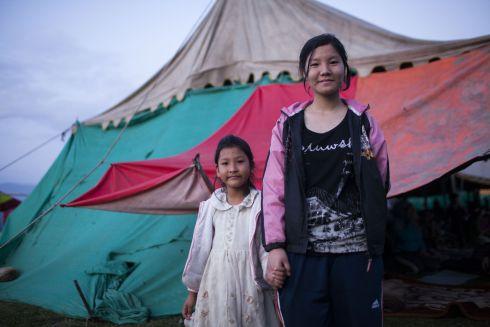 Apel de urgență pentru victimele din Nepal