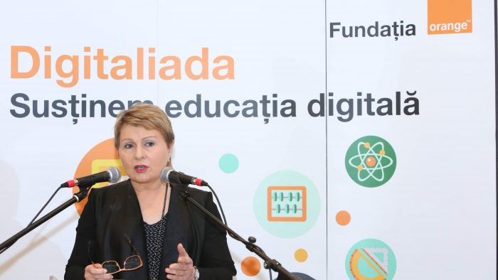 Proiect de educaţie digitală implementat în 10 şcoli din mediul rural