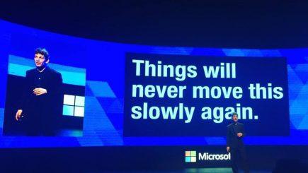 De ce lucrurile nu se vor mai mișca atât de încet niciodată