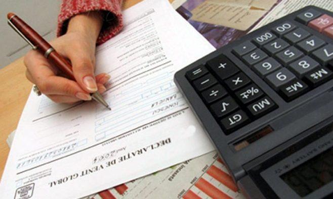 Persoanele fizice vor depune anul acesta un singur formular privind veniturile realizate