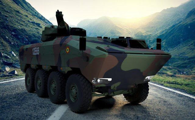 600 de români vor fi angajaţi la Moreni pentru a fabrica transportatoare blindate